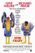Stir Crazy - 27 x 40 Movie Poster - Style A