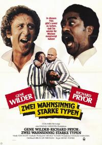 Stir Crazy - 11 x 17 Movie Poster - German Style A
