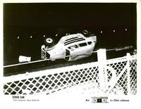 Stock Car - 8 x 10 B&W Photo #1