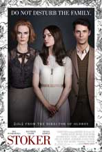 Stoker - DS 1 Sheet Movie Poster - Style A