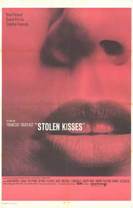 Stolen Kisses - 11 x 17 Movie Poster - Style A