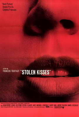 Stolen Kisses - 27 x 40 Movie Poster - Style A