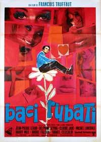 Stolen Kisses - 11 x 17 Movie Poster - Italian Style B
