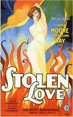 Stolen Love - 11 x 17 Movie Poster - Style B