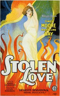Stolen Love - 11 x 17 Movie Poster - Style A