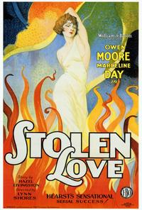 Stolen Love - 27 x 40 Movie Poster - Style A