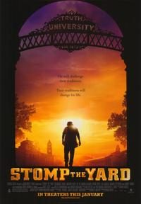 Stomp the Yard - 43 x 62 Movie Poster - Bus Shelter Style A