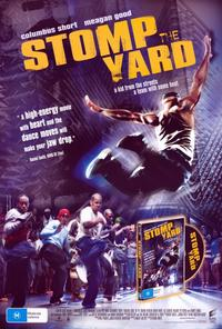 Stomp the Yard - 27 x 40 Movie Poster - Style B