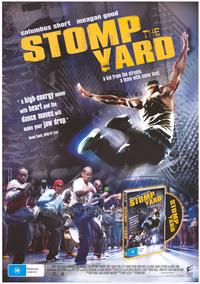 Stomp the Yard - 43 x 62 Movie Poster - Bus Shelter Style B