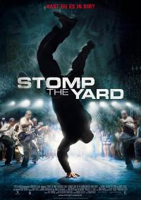 Stomp the Yard - 27 x 40 Movie Poster - German Style A