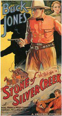 Stone of Silver Creek - 27 x 40 Movie Poster - Style A