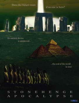 Stonehenge Apocalypse (TV) - 11 x 17 Movie Poster - Style A