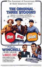 Stop Look and Laugh - 11 x 17 Movie Poster - Style A