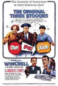 Stop Look and Laugh - 27 x 40 Movie Poster - Style A
