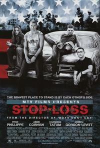 Stop-Loss - 43 x 62 Movie Poster - Bus Shelter Style A