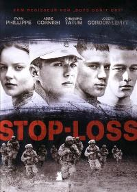 Stop-Loss - 11 x 17 Movie Poster - German Style A