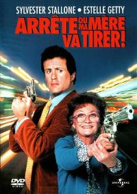 Stop! or My Mom Will Shoot - 11 x 17 Movie Poster - French Style A