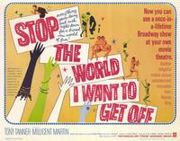 Stop the World I Want to Get Off - 11 x 14 Movie Poster - Style A