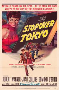 Stopover Tokyo - 27 x 40 Movie Poster - Style A