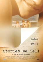 Stories We Tell - 27 x 40 Movie Poster - Canadian Style A