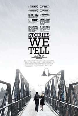Stories We Tell - 11 x 17 Movie Poster - Style A