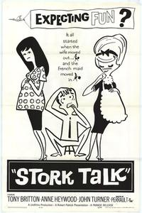 Stork Talk - 11 x 17 Movie Poster - Style A
