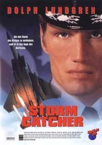 Storm Catcher - 11 x 17 Movie Poster - German Style A