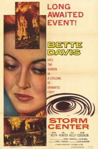 Storm Center - 11 x 17 Movie Poster - Style A