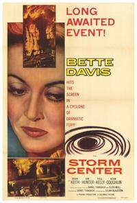 Storm Center - 27 x 40 Movie Poster - Style A