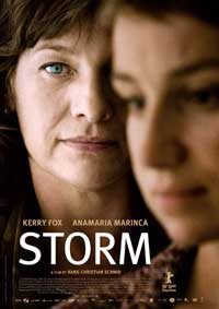 Storm - 11 x 17 Movie Poster - German Style A