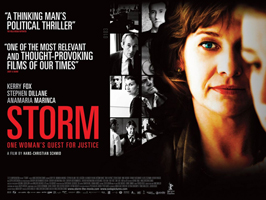 Storm - 11 x 17 Movie Poster - UK Style A