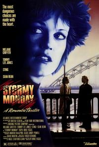 Stormy Monday - 27 x 40 Movie Poster - Style A