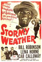 Stormy Weather - 11 x 17 Movie Poster - Style D