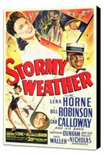 Stormy Weather - 11 x 17 Movie Poster - Style A - Museum Wrapped Canvas
