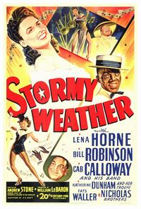 Stormy Weather - 27 x 40 Movie Poster - Style A
