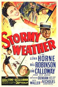 Stormy Weather - 43 x 62 Movie Poster - Bus Shelter Style A