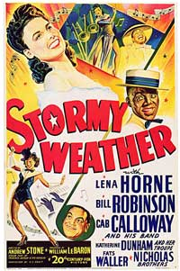 Stormy Weather - 11 x 17 Movie Poster - Swedish Style A