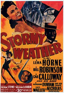 Stormy Weather - 11 x 17 Movie Poster - Style C
