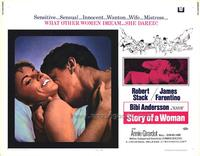 Story of a Woman - 11 x 14 Movie Poster - Style A
