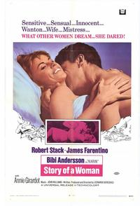 Story of a Woman - 11 x 17 Movie Poster - Style A