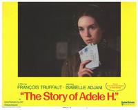 The Story of Adele H. - 11 x 14 Movie Poster - Style F
