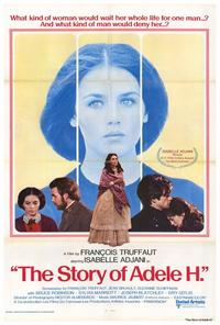 The Story of Adele H. - 27 x 40 Movie Poster - Style A