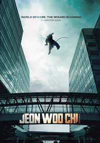 Story of Jeon Woo-chi - 11 x 17 Movie Poster - Style A