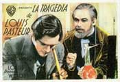 The Story of Louis Pasteur - 11 x 17 Movie Poster - Style B
