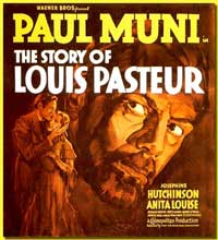 The Story of Louis Pasteur - 11 x 14 Movie Poster - Style A