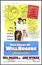 Story of Will Rogers - 11 x 17 Movie Poster - Style A