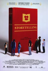 Storytelling - 11 x 17 Movie Poster - Style A