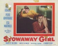 Stowaway Girl - 11 x 14 Movie Poster - Style B