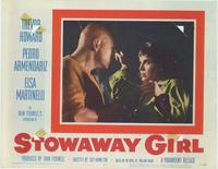 Stowaway Girl - 11 x 14 Movie Poster - Style D