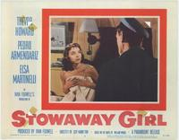 Stowaway Girl - 11 x 14 Movie Poster - Style E